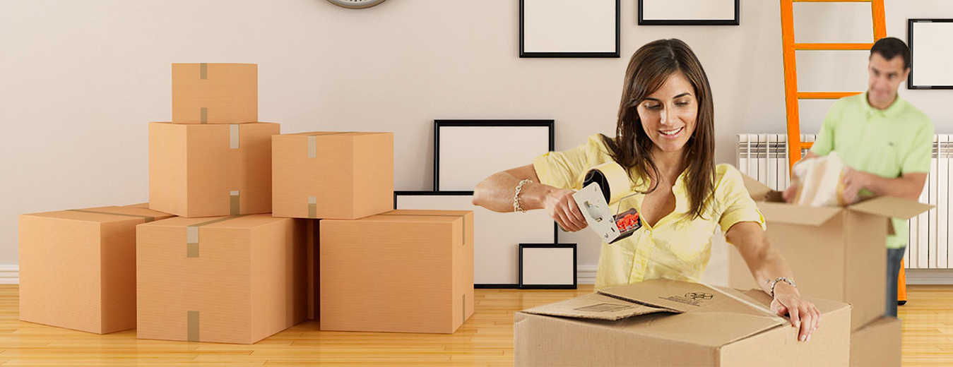 Packing and Moving Services in Vasantkunj